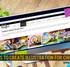 Simple Ideas to Create Illustration for Children Book