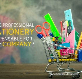 Why Is Professional Stationery Indispensable for Every Company?