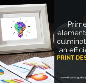 Prime elements to create an efficient print design