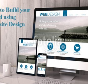 Tips to Build your brand using Website Design