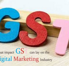 What impact GST can lay on the Digital Marketing Industry