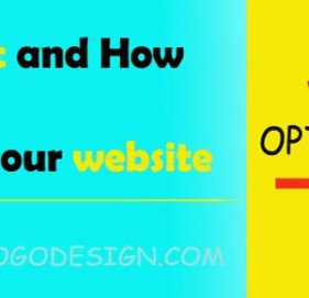 Why, what and how – You need to optimize your website