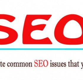 Know few onsite common SEO issues that you might make