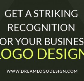 Get A Striking Recognition For Your Business - Logo Design