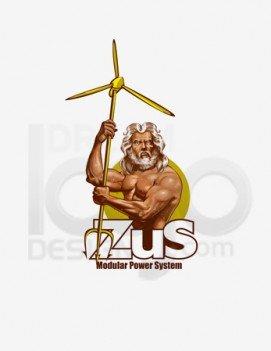 Illustrative Logo45