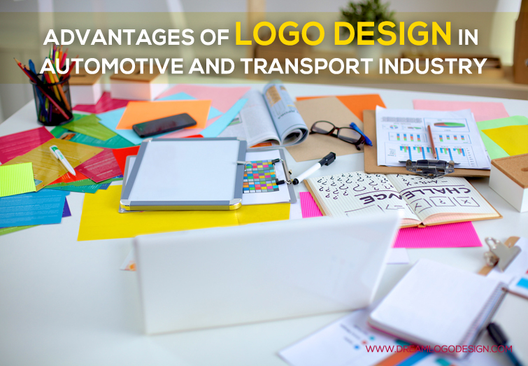 Advantages of Logo design in Automotive and Transport Industry