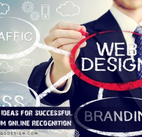 Web design Ideas for successful and Optimum online recognition