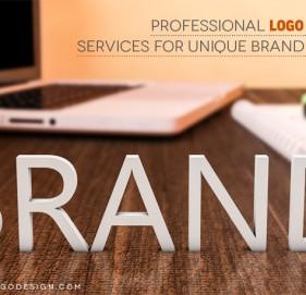 Professional Logo Designing Services for Unique Brand Identity