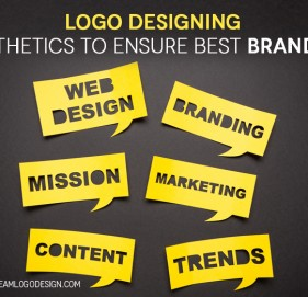 Logo Designing aesthetics to ensure Best Branding