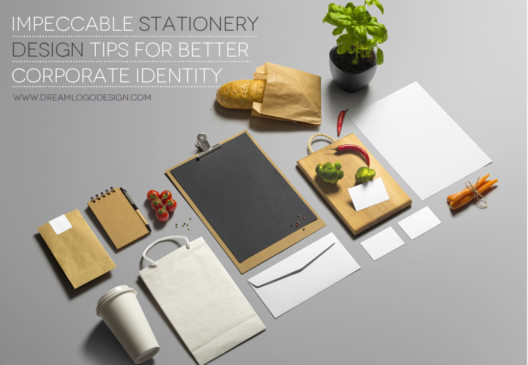 Impeccable stationery design tips for better corporate identity