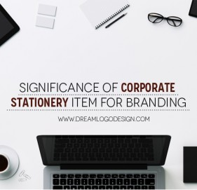 Significance of Corporate Stationery item for Branding