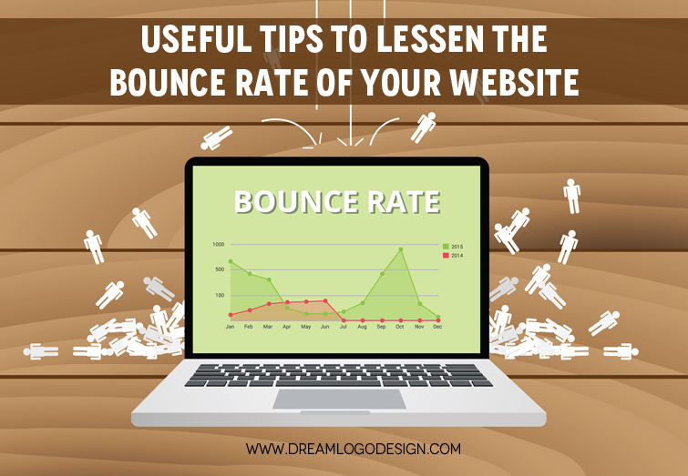 Useful tips to lessen the bounce rate of your website