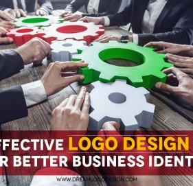 5 effective logo design tips for better Business identity