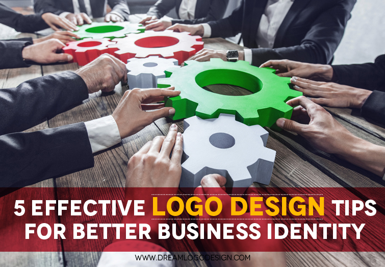 5 effective logo design tips for better Business identity