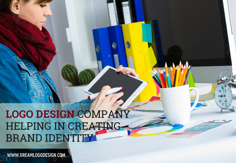 Logo design company – helping in creating brand identity