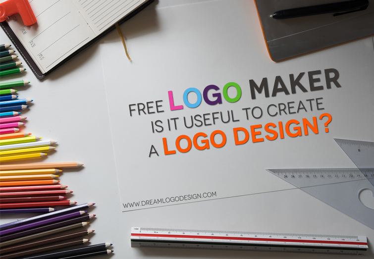 Free logo maker – Is it useful to create a Logo Design?