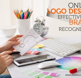 Online logo design effective for brand recognition