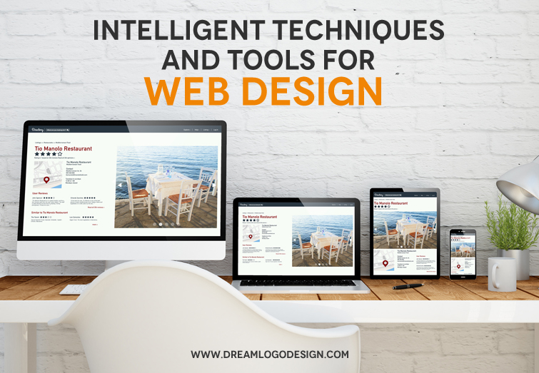 Intelligent techniques and tools for web design