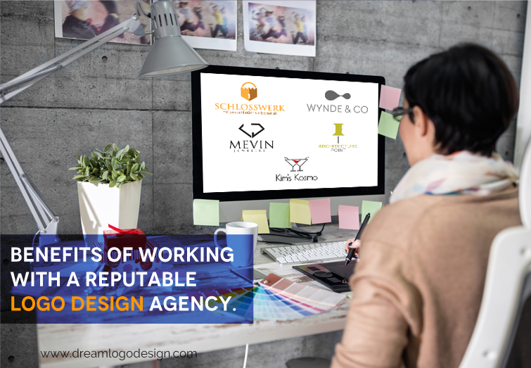 Benefits of working with a reputable logo design agency