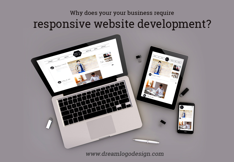 Why does your your business require responsive website development?