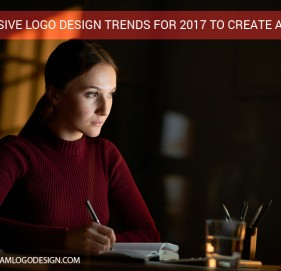 Exclusive logo design trends for 2017 to create a Mark