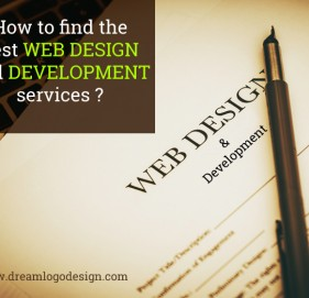 How to find the best web design and development services?