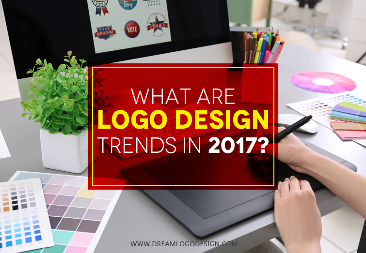 What are Logo design Trends 2017?