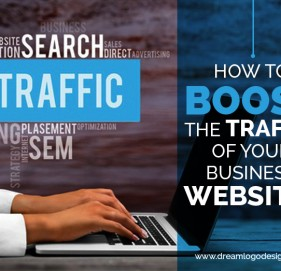 How to boost the traffic of your business website?