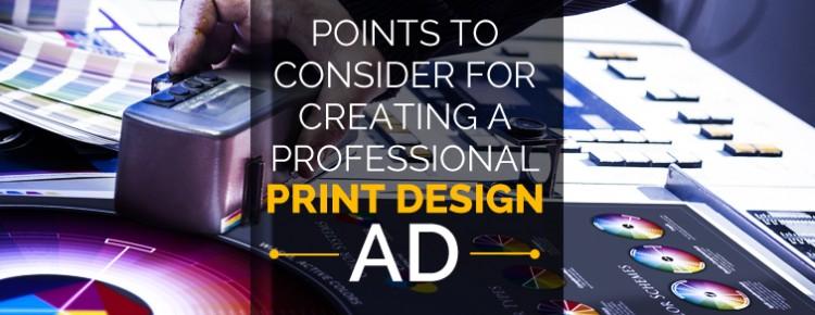 Professional Print Design