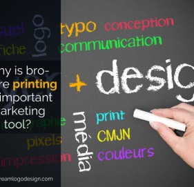 Why is brochure printing an important marketing tool?