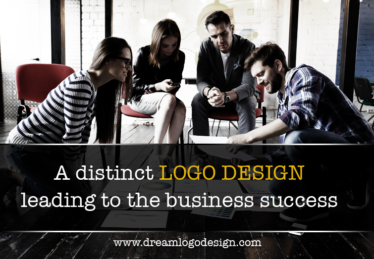 A distinct logo design leading to the business success