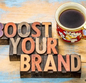 Boost your brand popularity with efficient logo design