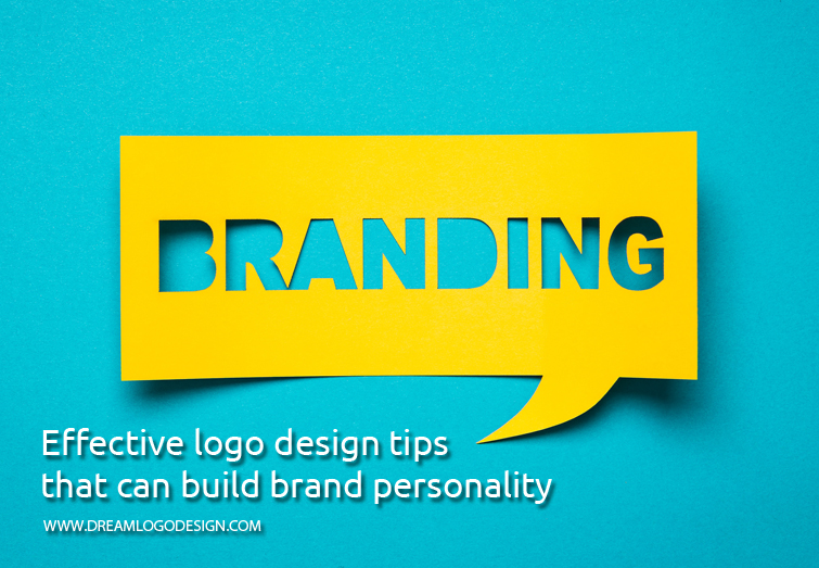Effective logo design tips that can build brand personality