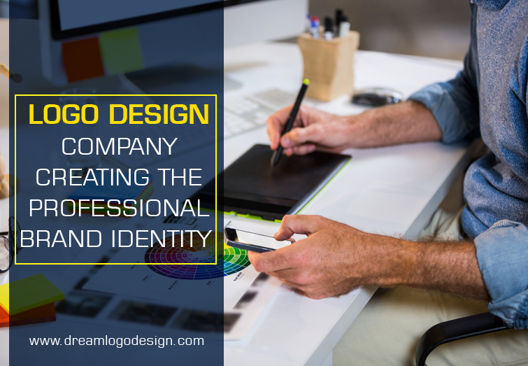 Logo design company - creating the professional brand identity