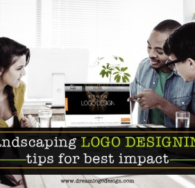 Landscaping logo designing tips for best impact