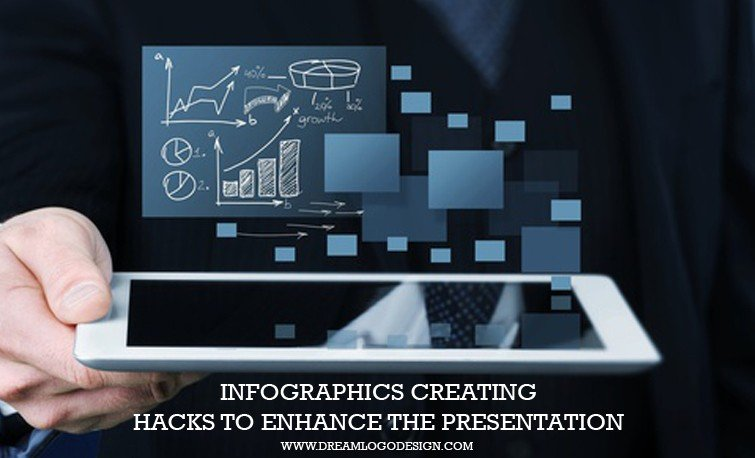 Infographics creating hacks to enhance the presentation