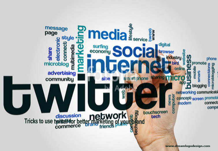 Tricks to use twitter for better marketing of your brand