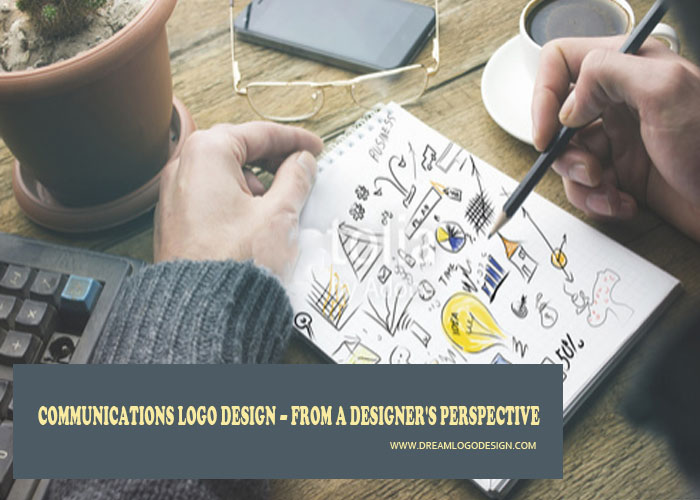 Communications Logo design - from a designer's perspective