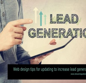 Web design tips for updating to increase lead generation