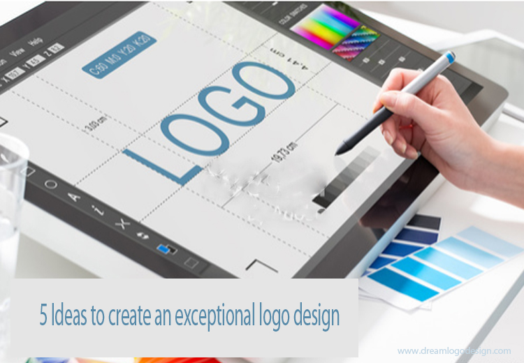 5 Ideas to create an exceptional logo design