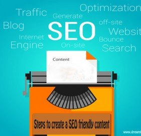 Steps to create a SEO friendly content