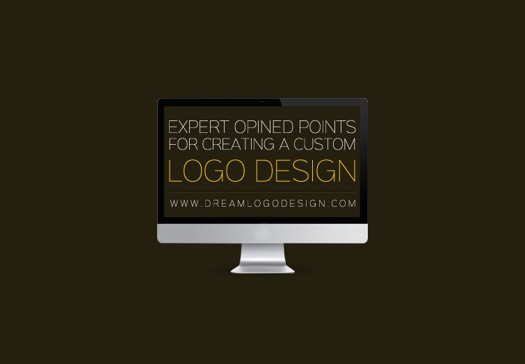 Expert opined points for creating a custom logo design
