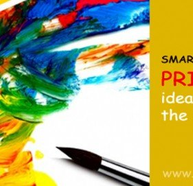 Smart print design ideas beneficial for the marketers