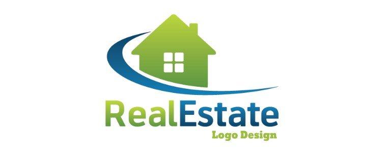 realestate logo design