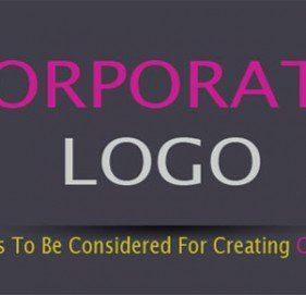 3 Simple Points To Be Considered For Creating Corporate Logo