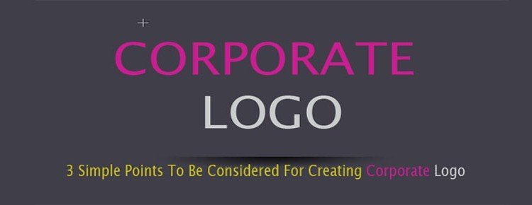 CORPORATE LOGODESIGN