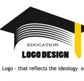 Educational Logo - that reflects the ideology  of an Institution