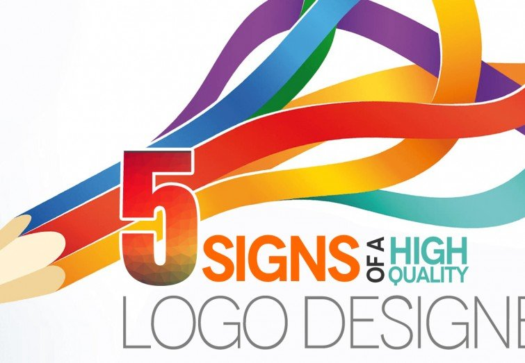 5 Signs of a High Quality Logo Designer