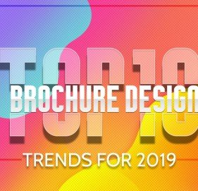 Top 10 Brochure Design Trends For 2019