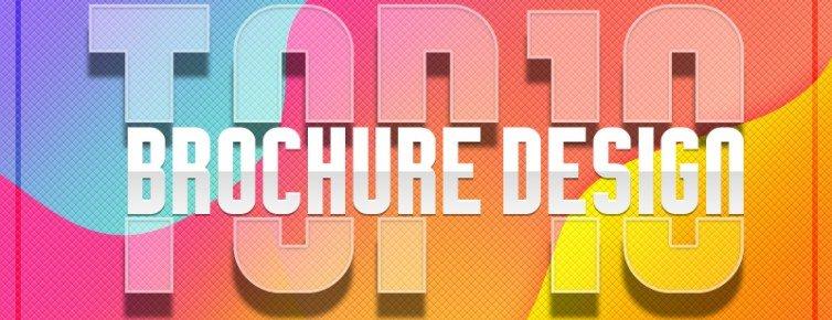 Top 10 Brochure Design Trends For 2019